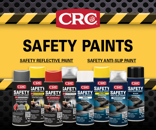 CRC Safety Paints