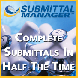 Submittal Manager: Complete submittals in half the time