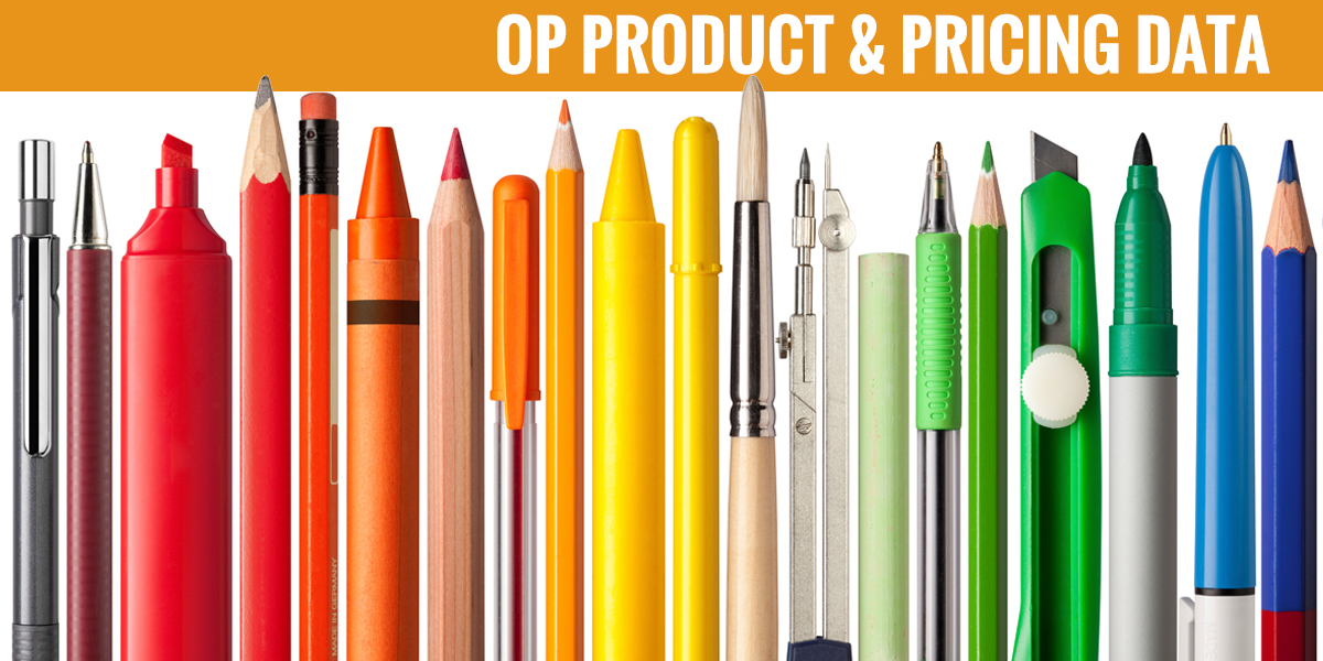 OP Product & Pricing Data