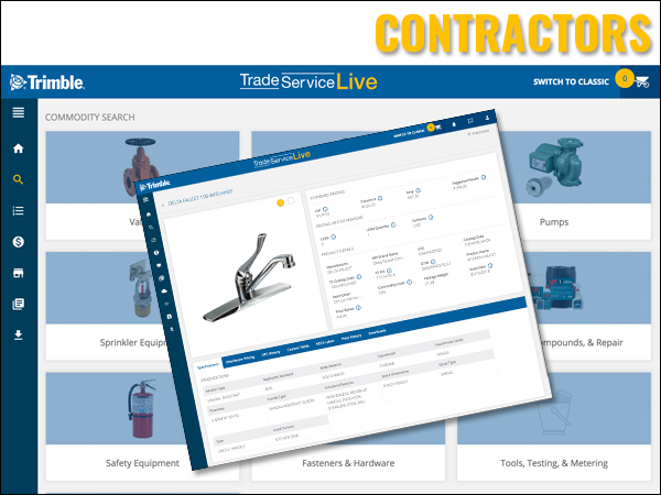 Tra Ser For Plumbing And Mechanical Contractors
