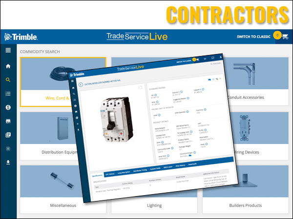 Product Tours | Trade Service