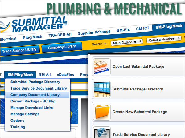 Submittals Trade Service